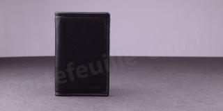 Porte-cartes Fancil Elegance SA907 Noir