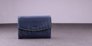 Porte-monnaie Fancil SA909 - Bleu