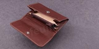 Porte-monnaie Fancil SA909 - Marron