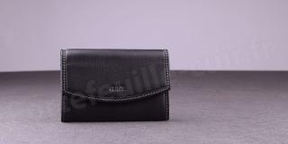 Porte-monnaie Fancil SA909 - Noir