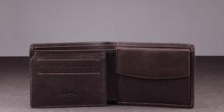 Portefeuille format italien Lee Cooper cuir LC-667918